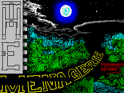 The Menagerie per Sinclair ZX Spectrum