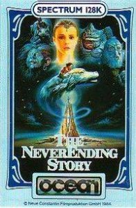The Neverending Story per Sinclair ZX Spectrum