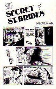 The Secret of St. Brides per Sinclair ZX Spectrum