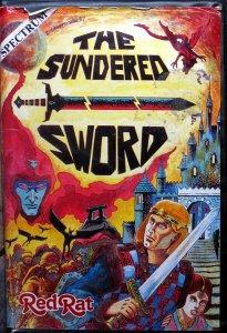 The Sundered Sword per Sinclair ZX Spectrum