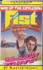 The Way of the Exploding Fist per Sinclair ZX Spectrum