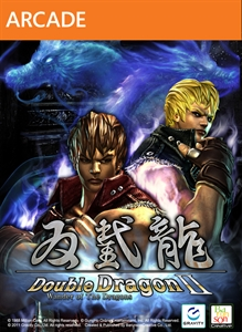 Double Dragon II: Wander of the Dragons per Xbox 360