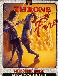 Throne of Fire per Sinclair ZX Spectrum