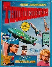 Thunderbirds per Sinclair ZX Spectrum