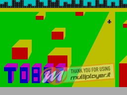 Tobor per Sinclair ZX Spectrum
