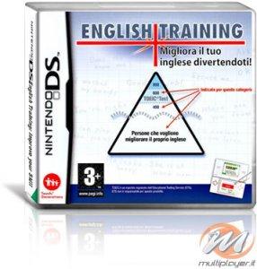 English Training: Migliora il tuo inglese divertendoti per Nintendo DS