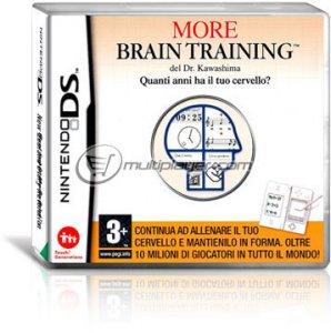 More Brain Training del Dr Kawashima: Quanti anni ha il tuo cervello? per Nintendo DS
