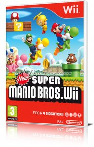 New Super Mario Bros. Wii per Nintendo Wii