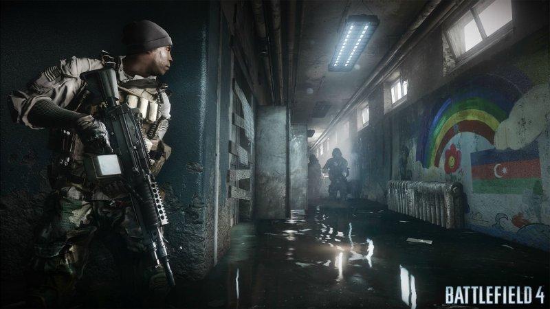Un nuovo screenshot di Battlefield 4