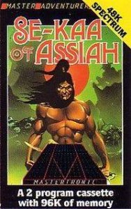 Se-Kaa of Assiah per Sinclair ZX Spectrum