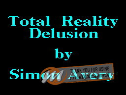 Total Reality Delusion per Sinclair ZX Spectrum