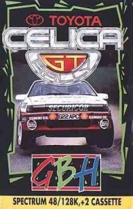 Toyota Celica GT Rally per Sinclair ZX Spectrum