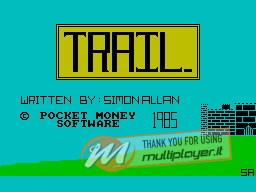 Trail per Sinclair ZX Spectrum