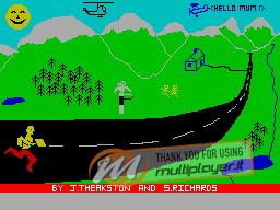 Treasure Trail per Sinclair ZX Spectrum