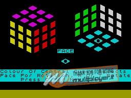 Tube Cube per Sinclair ZX Spectrum