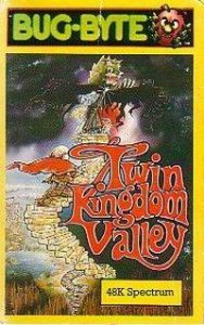 Twin Kingdom Valley per Sinclair ZX Spectrum