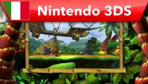 Donkey Kong Country Returns 3D - Trailer di lancio