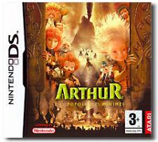 Arthur e il Popolo dei Minimei per Nintendo DS