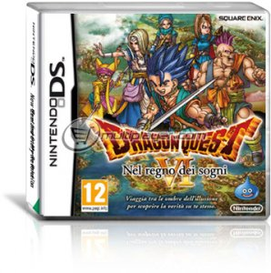 Dragon Quest VI per Nintendo DS