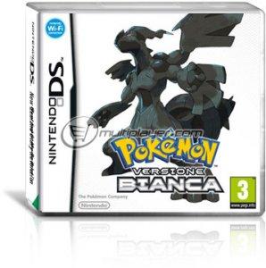 Pokémon versione Bianca e Nera per Nintendo DS