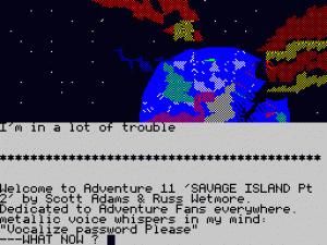 Savage Island 2 per Sinclair ZX Spectrum