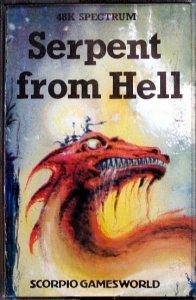 Serpent from Hell per Sinclair ZX Spectrum