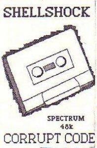 Shellshock per Sinclair ZX Spectrum