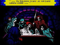 Sherwood per Sinclair ZX Spectrum
