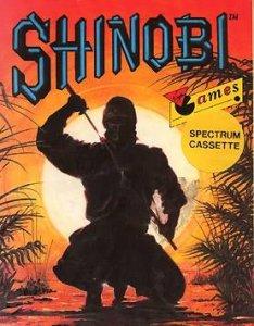 Shinobi per Sinclair ZX Spectrum