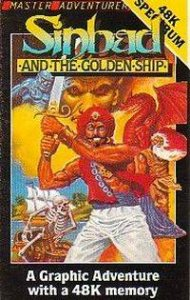 Sinbad and the Golden Ship per Sinclair ZX Spectrum