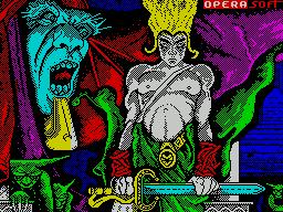 Sirwood per Sinclair ZX Spectrum