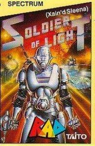 Soldier of Light per Sinclair ZX Spectrum