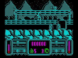 Soldier One per Sinclair ZX Spectrum