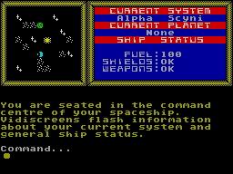 Solvaldol-X per Sinclair ZX Spectrum