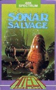 Sonar Salvage per Sinclair ZX Spectrum