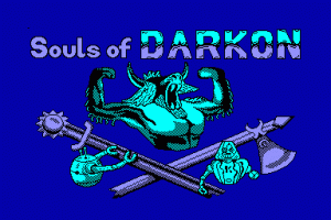 Souls of Darkon per Sinclair ZX Spectrum