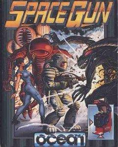Space Gun per Sinclair ZX Spectrum