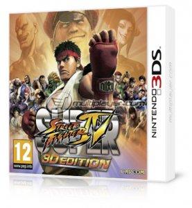Super Street Fighter IV per Nintendo 3DS