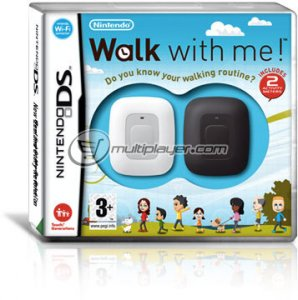 Walk with Me! per Nintendo DS
