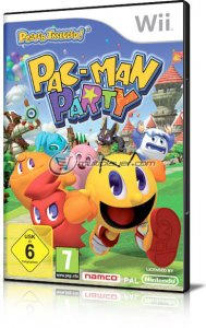 Pac-Man Party per Nintendo Wii
