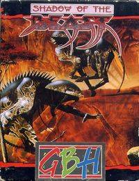 Shadow of the Beast per Sinclair ZX Spectrum