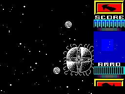 Solar Invasion per Sinclair ZX Spectrum