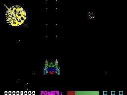Solaris per Sinclair ZX Spectrum