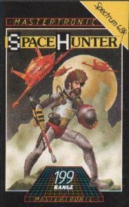 Space Hunter per Sinclair ZX Spectrum