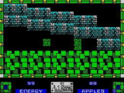 Specimen II: The Apple Quest per Sinclair ZX Spectrum
