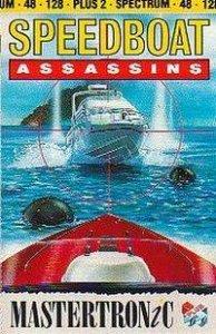 Speedboat Assassins per Sinclair ZX Spectrum