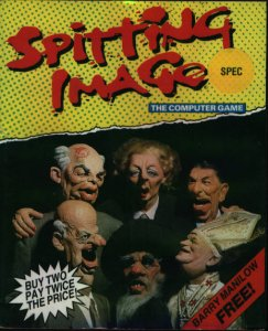 Spitting Image per Sinclair ZX Spectrum