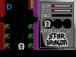 Star Dragon per Sinclair ZX Spectrum