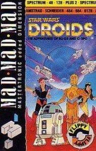 Star Wars Droids per Sinclair ZX Spectrum
