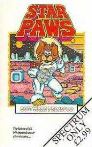 Star Paws per Sinclair ZX Spectrum